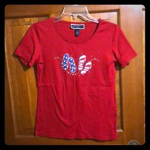 Fourth of July Tee